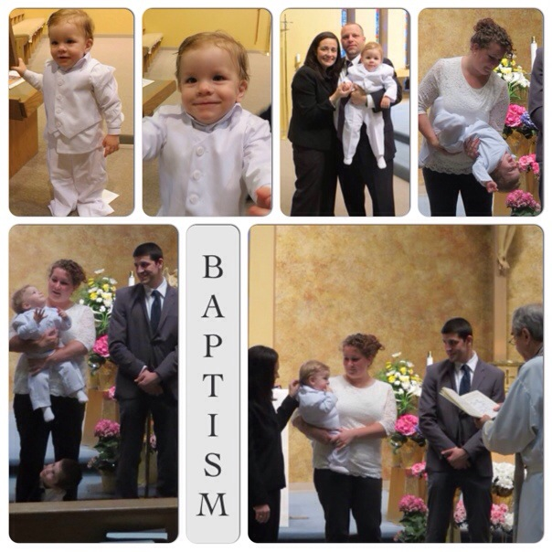 Julian's Baptism & First Birthday Party